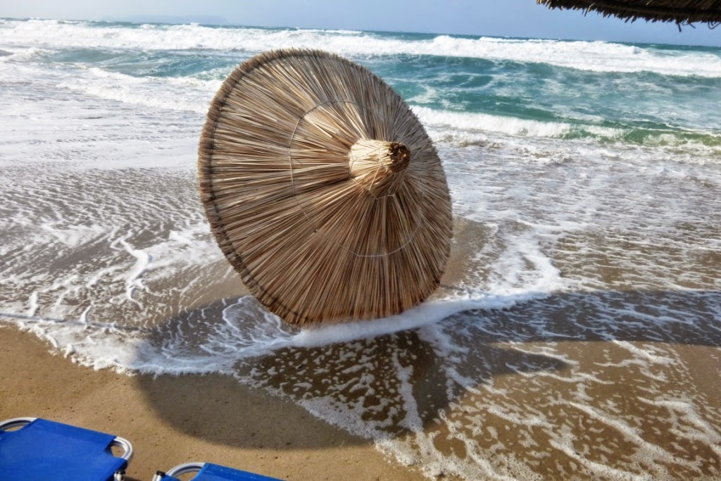 Kreta bei Windstärke 6