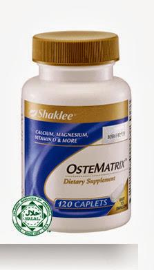 Ostematrix shaklee harga ahli