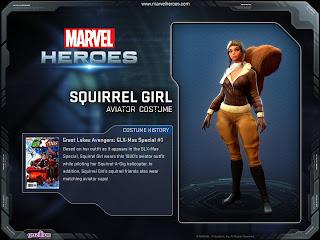 Marvel Heroes 1.4