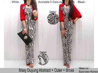Maxi Duyung fit to L