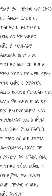 """EM """"PARA TODAS - INCLUINDO AQUELAS QUE NUNCA SÃO DITAS"""" #MY"""
