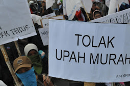 Inilah Alasan Upah Minimum Kabupaten (UMK) Jember 2016 Layak Sama Dengan UMK Surabaya