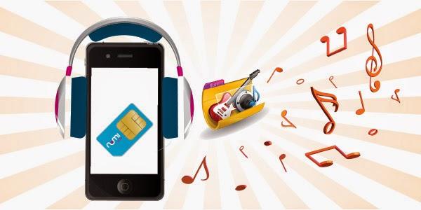 Ưu đãi đăng ký nhạc chờ mobifone từ 2000đ đến 16000đ
