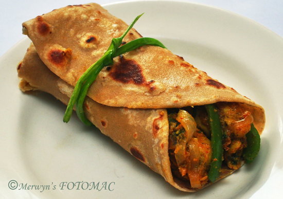 Chicken kathi roll hildas touch of spice chicken kathi roll forumfinder Image collections
