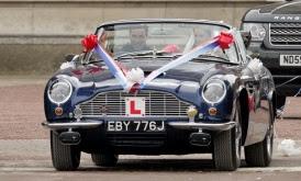 William-Kate Aston Martin