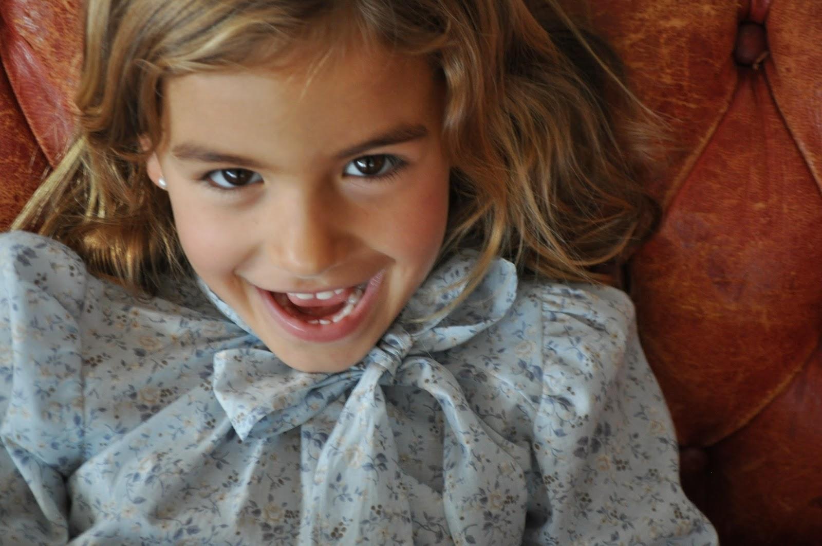 No sin Valentina: Tabla de Medidas Camisa Lazos O/I 14-15