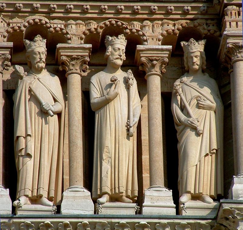 La cattedrale Notre-Dame de Paris 1163-1345 | Mille anni di storia