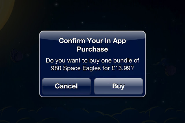 Hack in-App Purchases to get Free Newsstand Magazine/ Mighty Eagle/Coins etc.