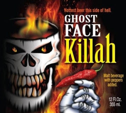 Twisted Pine's Ghost Face Killah