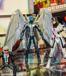 Hasbro 2013 Toy Fair Display Pictures - Marvel Legends - X-Force Archangel