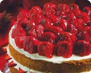 Torta de Fresas - 2