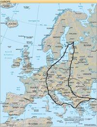 Tarinat 152-166 Eurooppa 2.