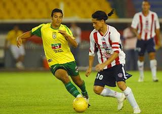 Resultado Partido Real Cartagena Vs Atlético Junior