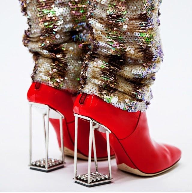 Dior spring summer heels