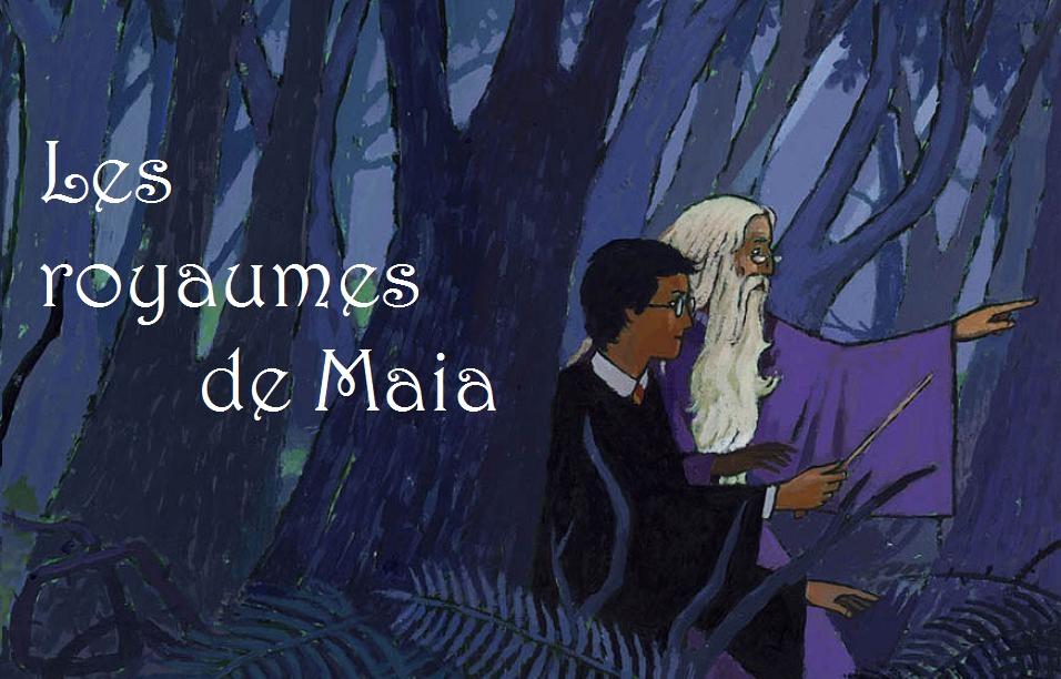 Les royaumes de Maia