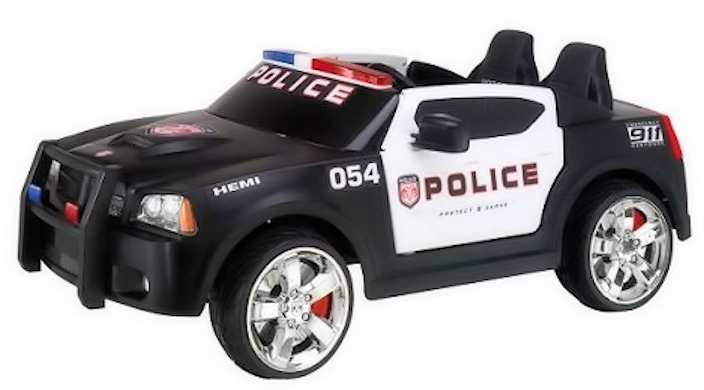 The Dodge Police Interceptoy
