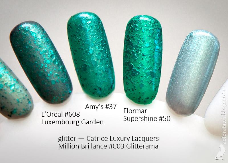 Catrice Luxury Lacquers Glitterama