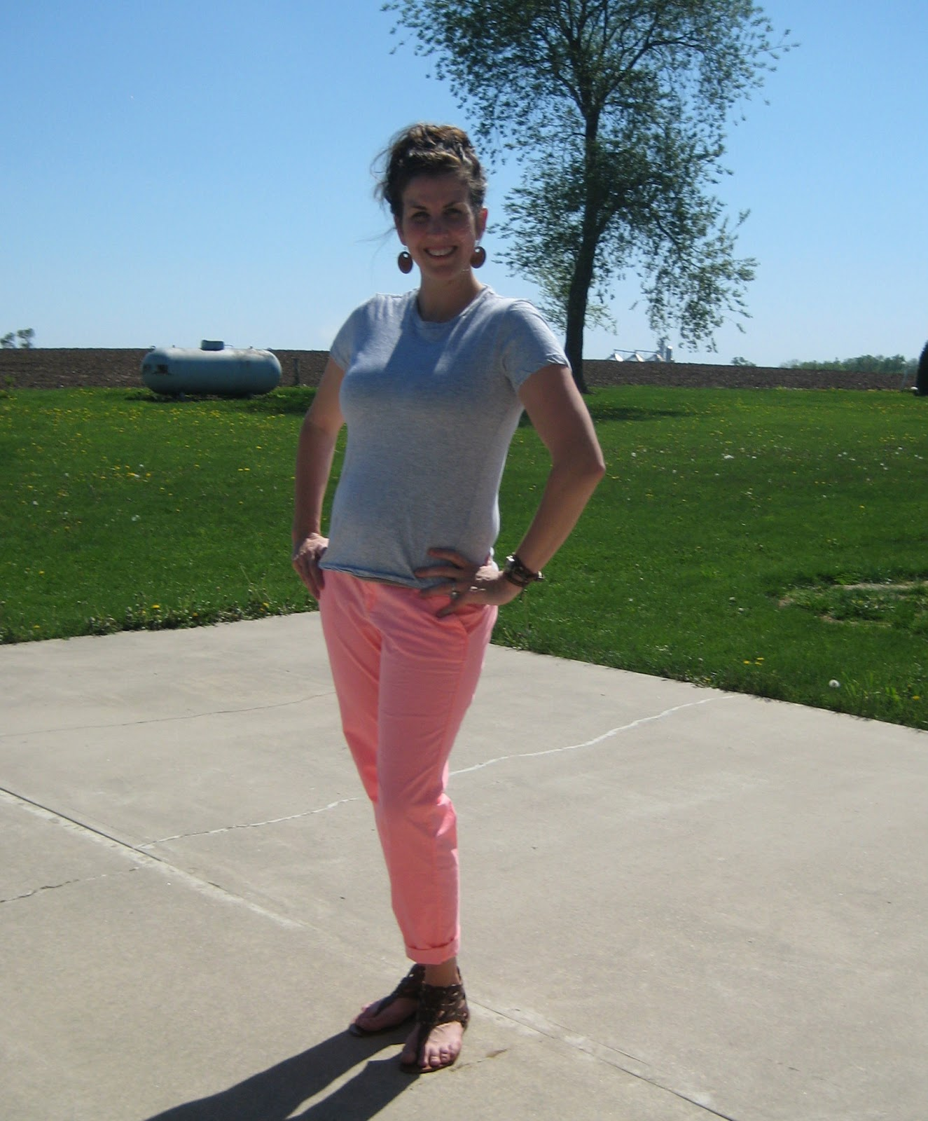 ZeeBee Threads : My Perfect T-Shirt - momma in flip flops