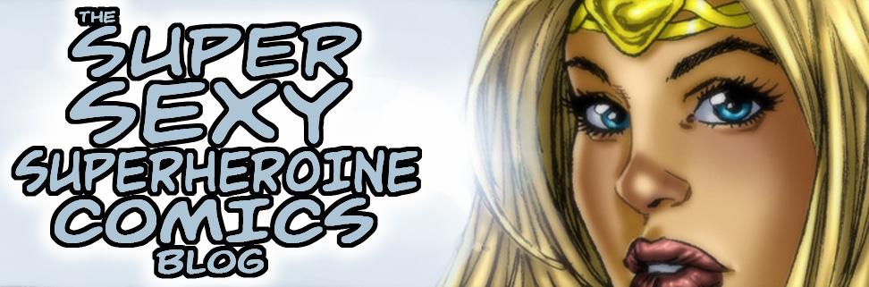 Super Sexy Superheroine Comics