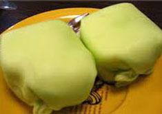 Resep kue basah kue pancake durian spesial praktis, mudah, nikmat, legit