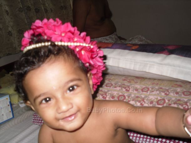 Cute Indian Baby Pictures