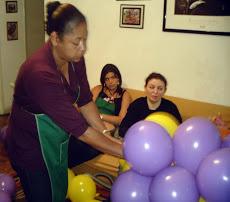 Curso de Decorações com Balões