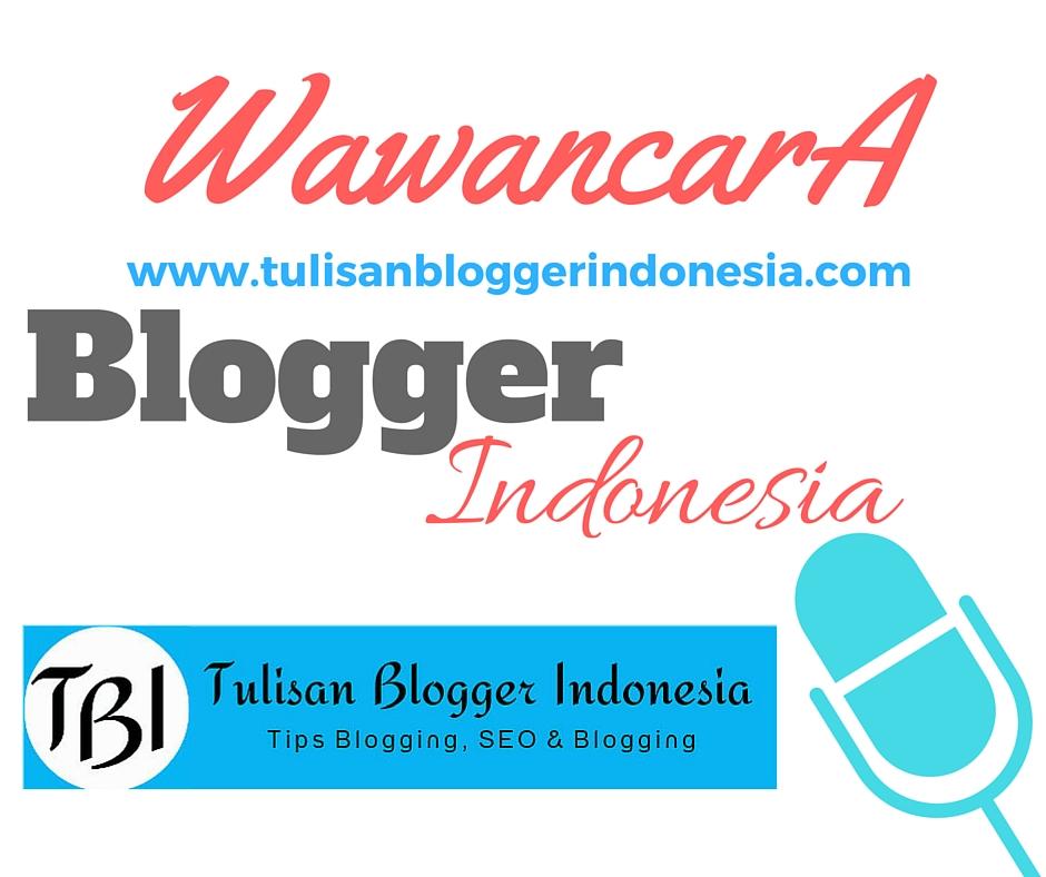 Mau Jadi Featured Blogger di TBI?