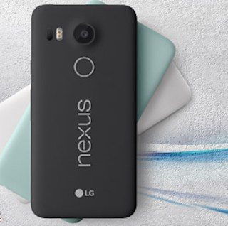 Harga Dan Spesifikasi LG Nexus 5x Terkini