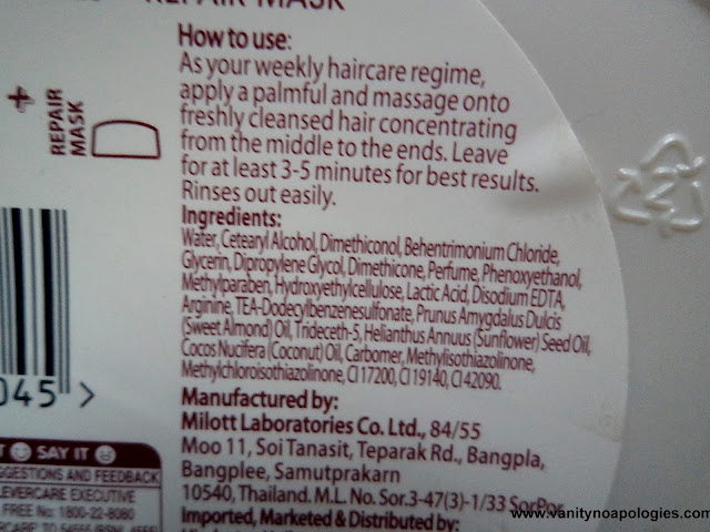 dove hair conditioner review