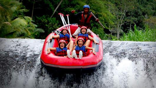 Telaga Dewata Rafting Telaga Waja River - Karangasem, Bali, Holidays, Activities, Attractions