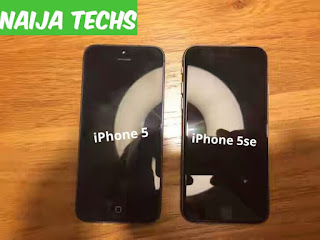 Iphone 5se image and release date