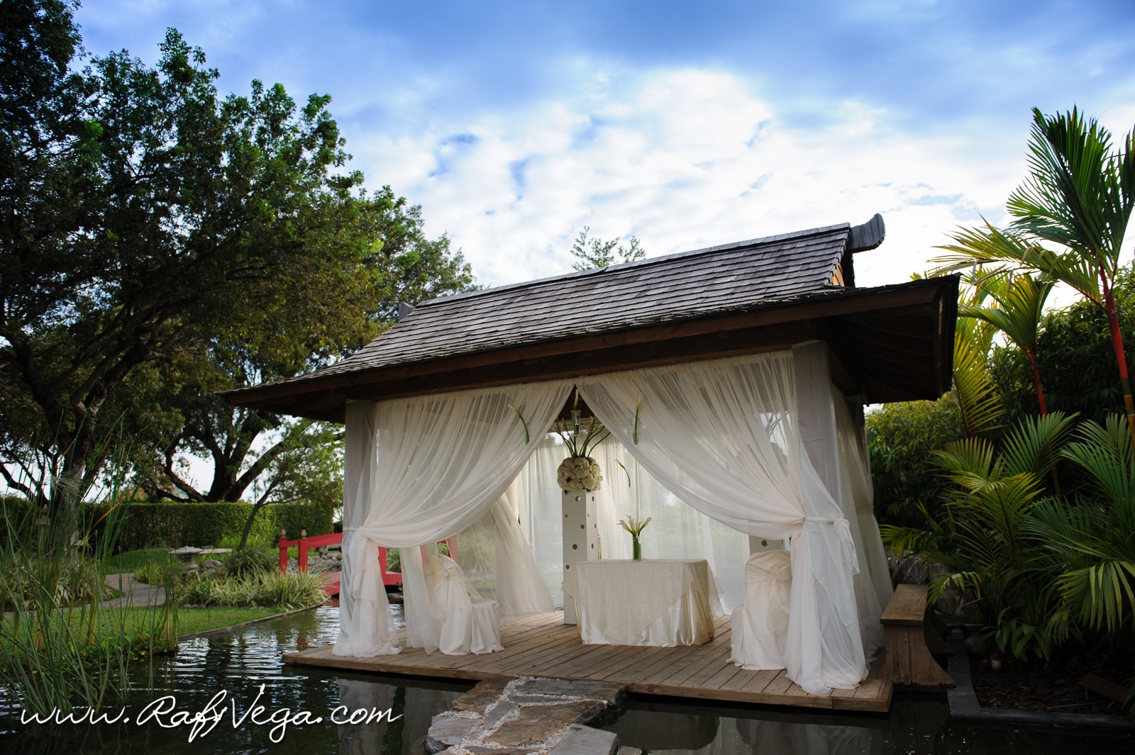 Rafy vega photography fotografo de bodas wedding for Jardin japones ponce