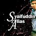 Syaifuddin Alias, Blogger Yang Punya Semangat Tinggi Untuk Berjaya