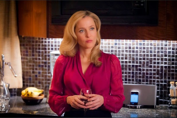 Hannibal - Season 3 - Gillian Anderson in Negotiations to become a Series Regular