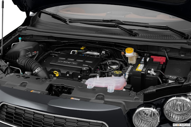 2016 Chevy Sonic Engine