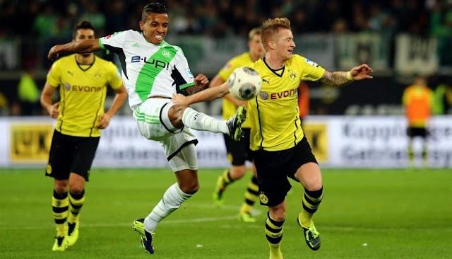 Borussia Dortmund vs Wolfsburgo en vivo