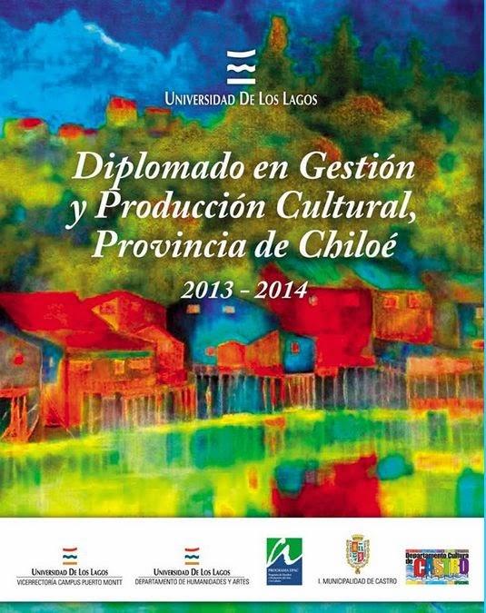 PINTURA ELEGIDA PARA ILUSTRAR EL DIPLOMO EN GESTION Y PRODUCCION CULTURAL - 2013 / 2014