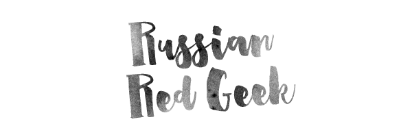 Blog - Russian Red Geek