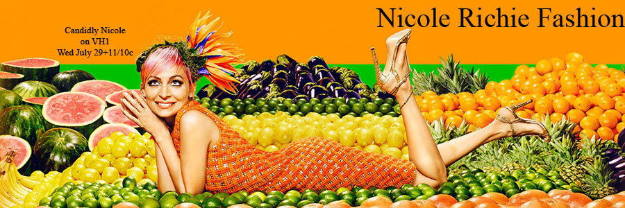 NICOLE RICHIE FASHION