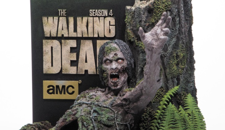 The Walking Dead - Season 4 - DVD Bonus Feature - Drawing Inspiration [VIDEO]