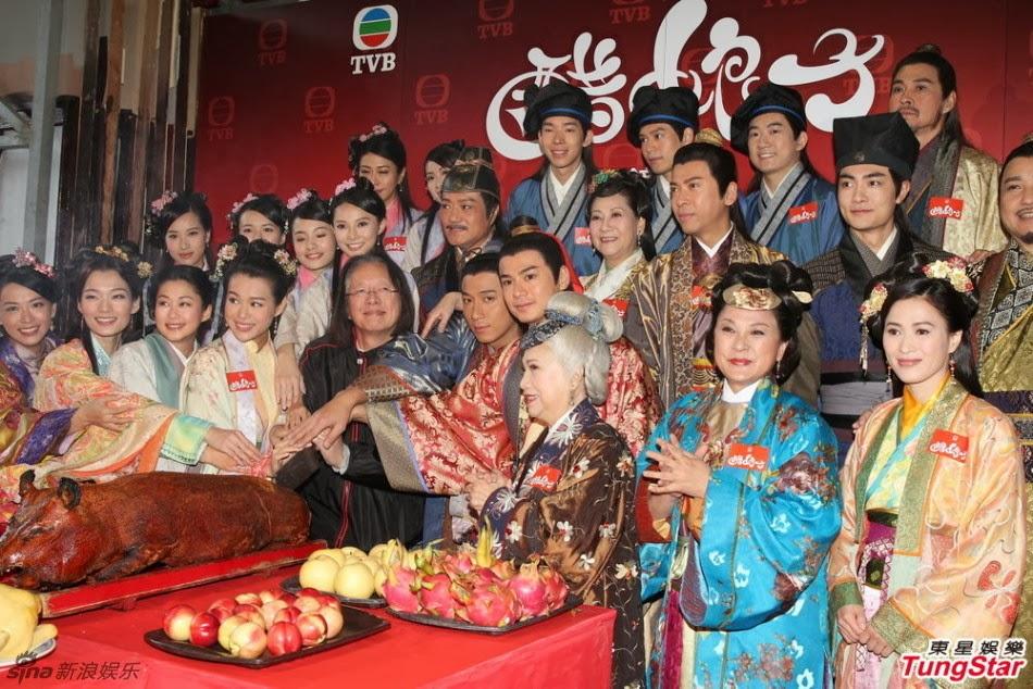 Phim Thố Nương Tử (30 Tập cuối) TVB - Ảnh 2