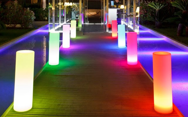 Create Your Modern Garden With Lighting Design Garden Edging Ideas