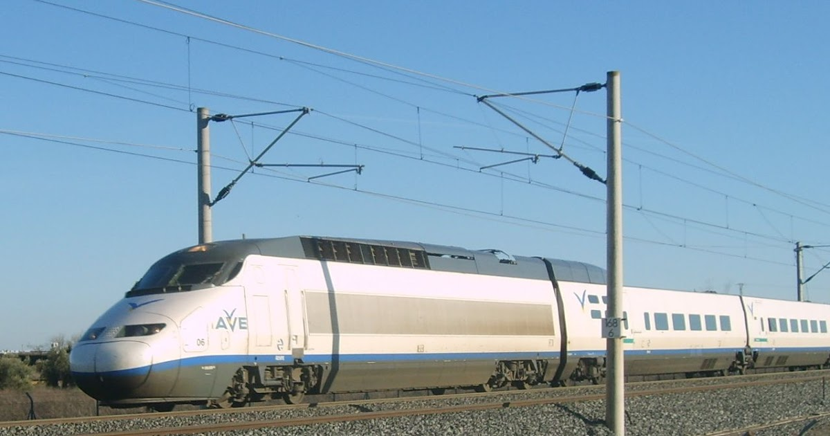 tren ave serie 100