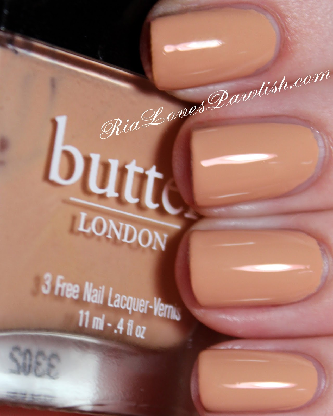 Ria Loves Pawlish: Butter London Trallop