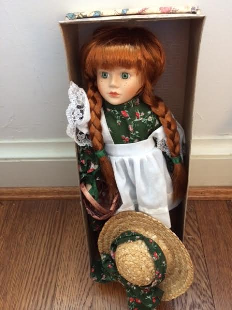 Karen mom of three 39 s craft blog madelon 39 s anne of green for Anne of green gables crafts