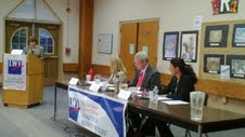 Rye School Board Trustee Candidates Forum