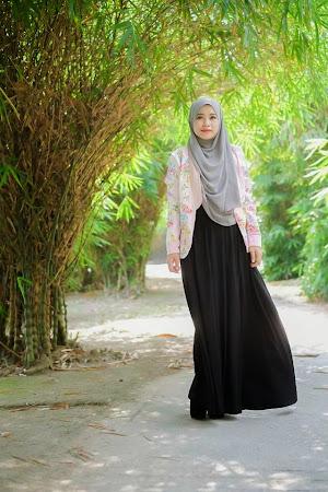 Elegan, Sopan & Menawan.  Pelbagai Koleksi CArdigan & Dress & Cardigan Yang Trendy