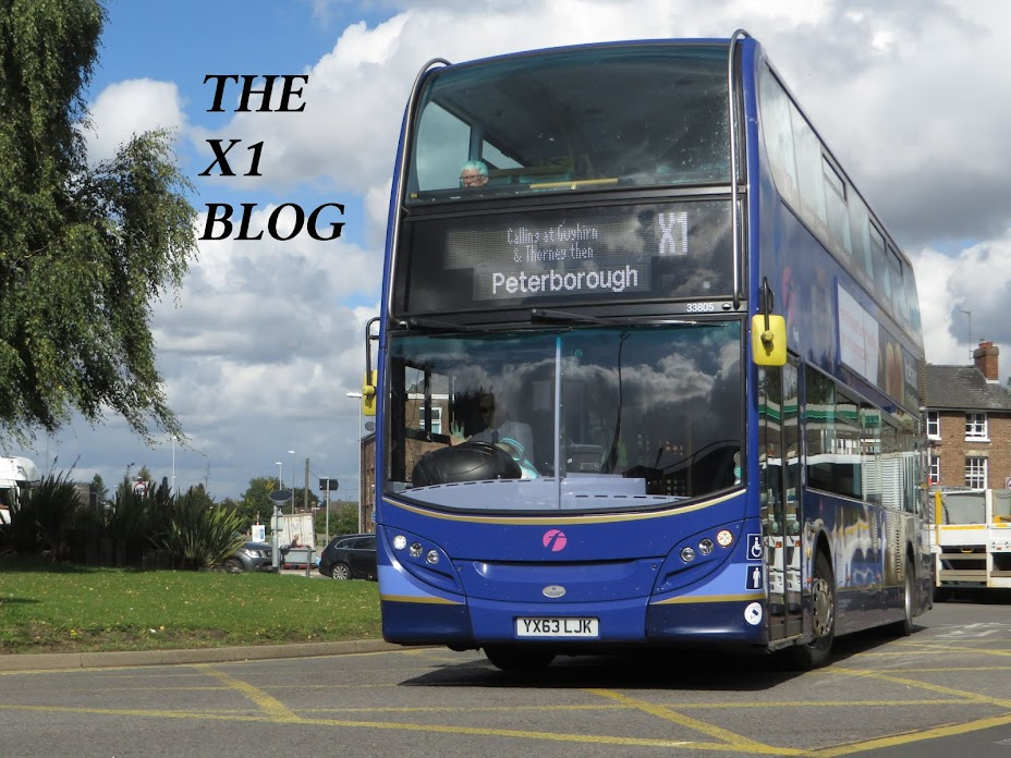 The X1 Blog