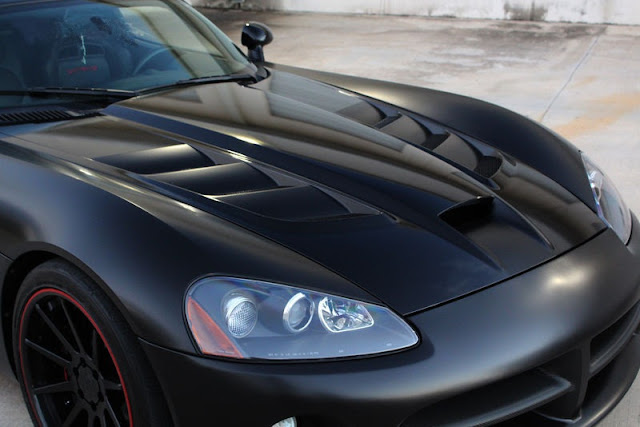 Dodge Viper by Superior Auto Design gassguzzler