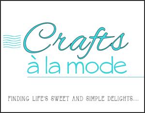 Crafts a la mode
